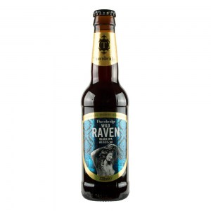 THORNBRIDGE WILD RAVEN BLACK